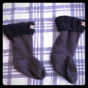 Hunter boot socks MXXS